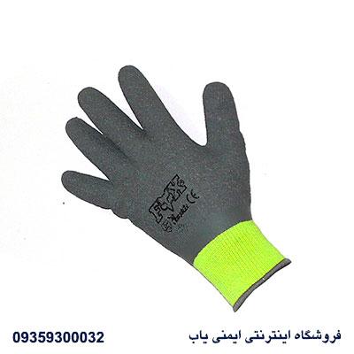 دستکش کار ضد برش Fox | دستکش ایمنی فوکس