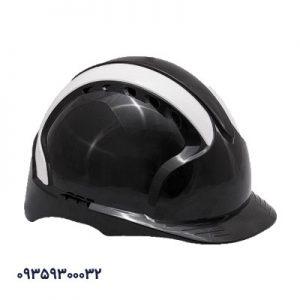 کلاه ایمنی هترمن MK8 مهندسی مشکی