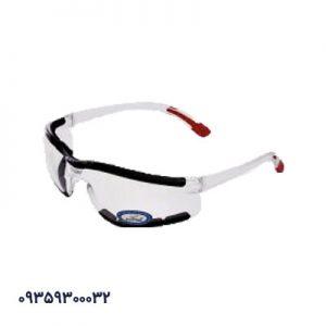 عینک ایمنی ولتکس MO 091 سفید